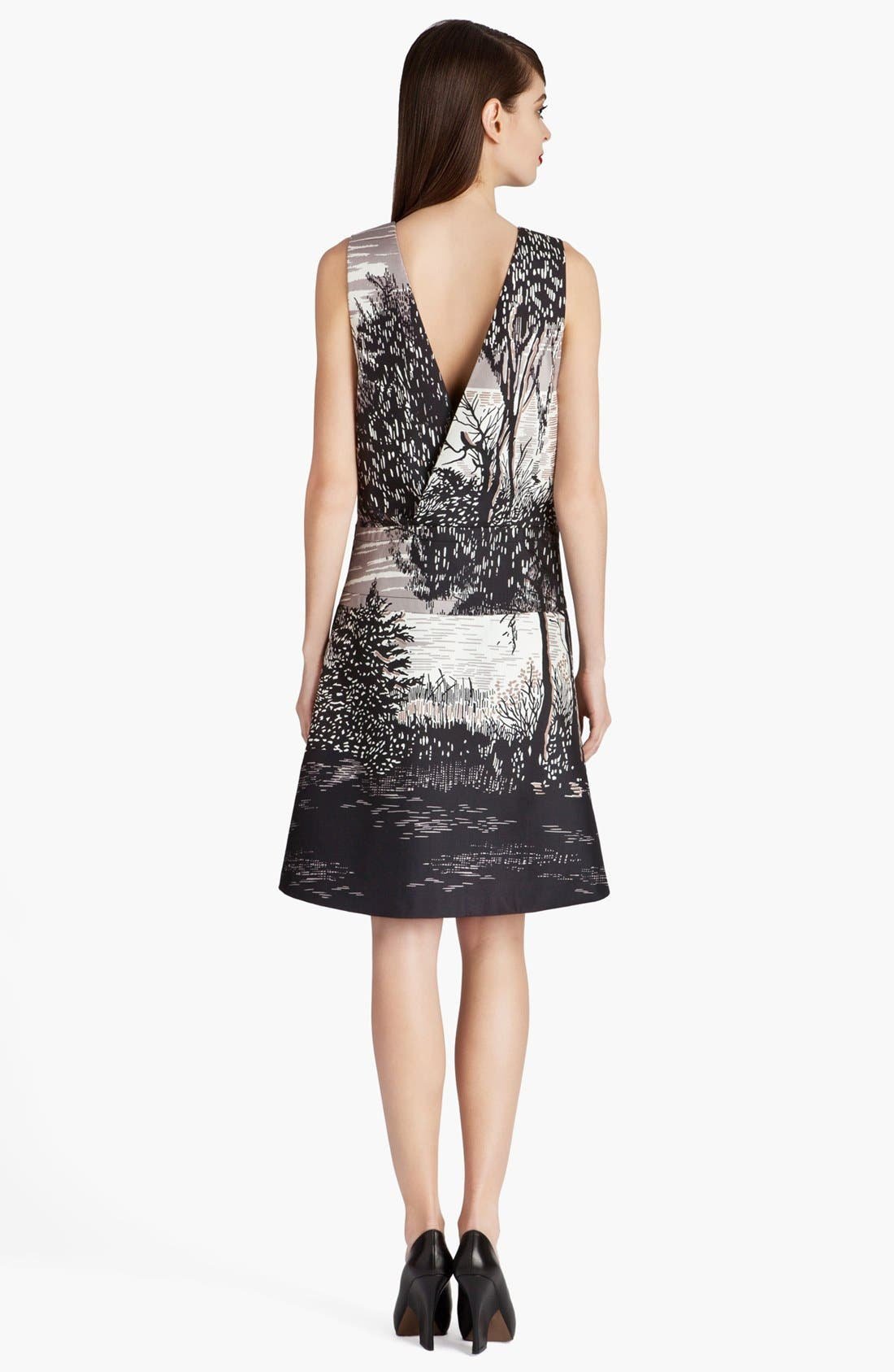 Alternate Image 2  - Marni Treescape Print Dress