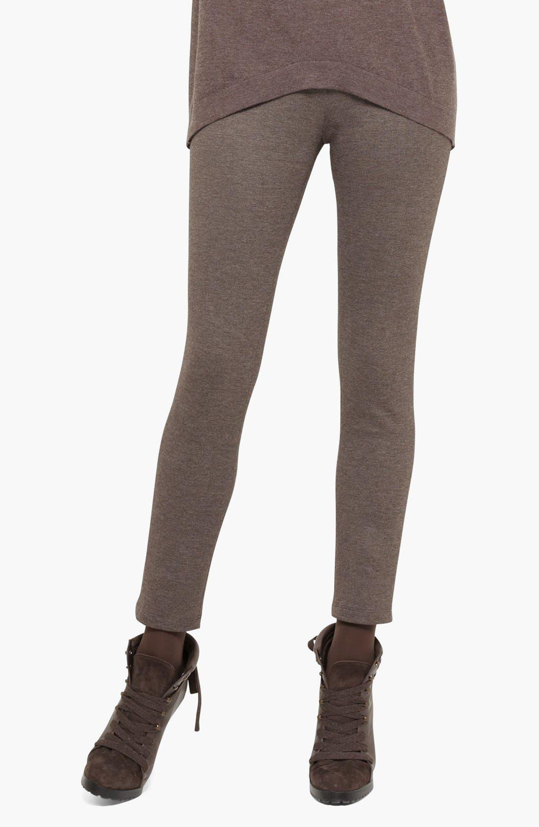 Alternate Image 1 Selected - Akris punto Stretch Jersey Pants