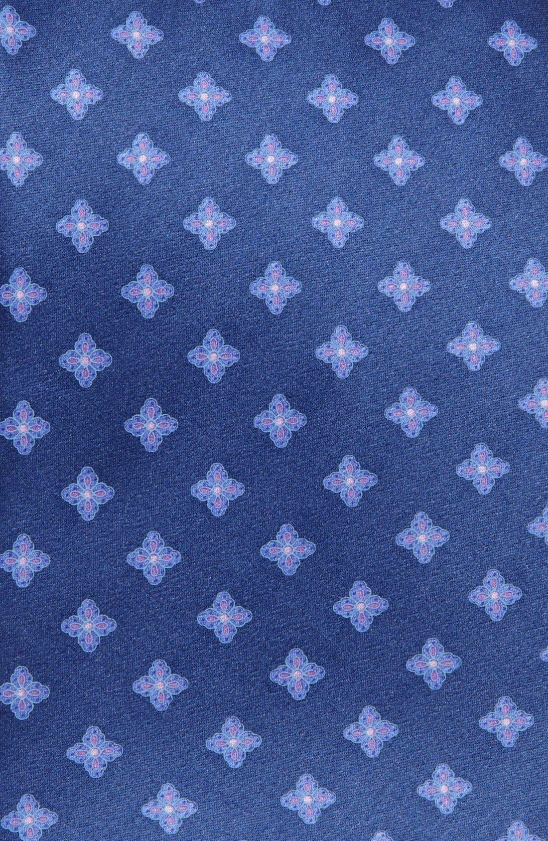 Alternate Image 2  - Valentino Woven Silk Tie