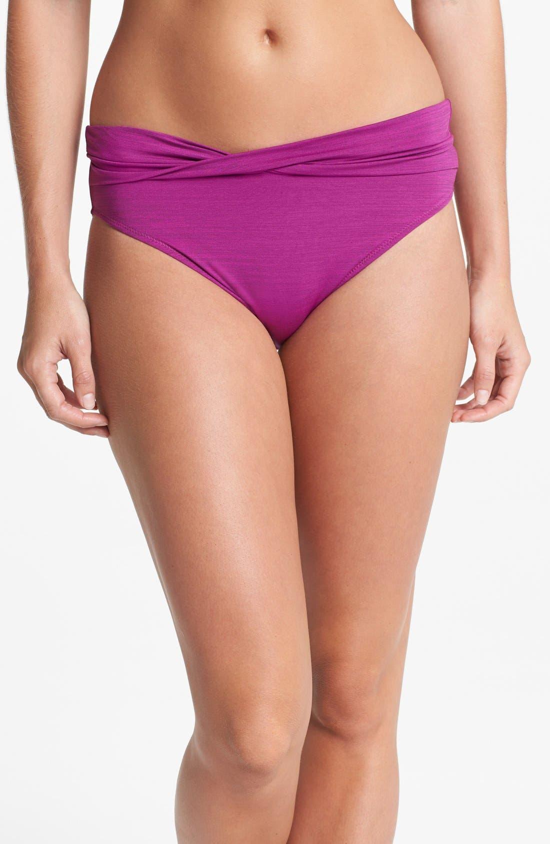 Main Image - Fantasie 'Classic Twist' Bikini Bottoms
