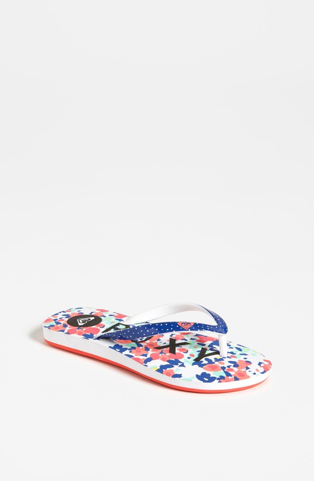 Main Image - 'Pebbles' Sandal (Toddler, Little Kid & Big Kid)