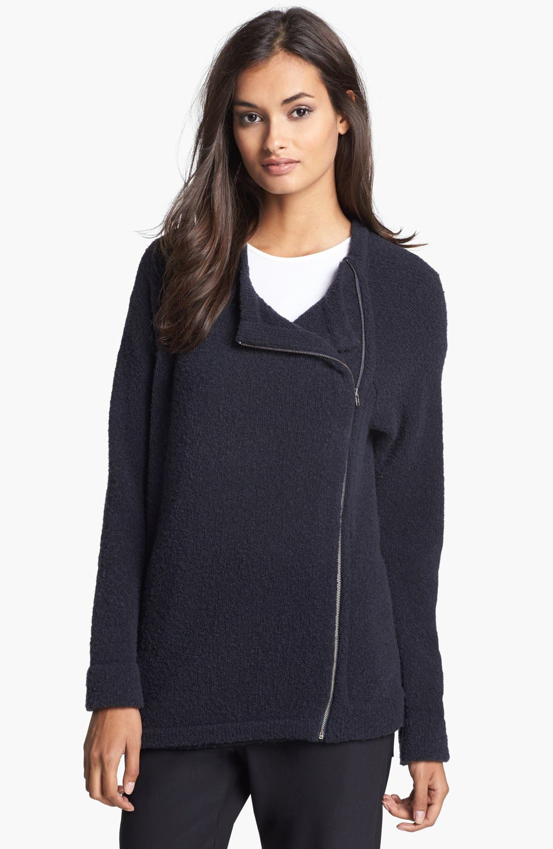 Main Image - Theory Double Breasted Cardigan