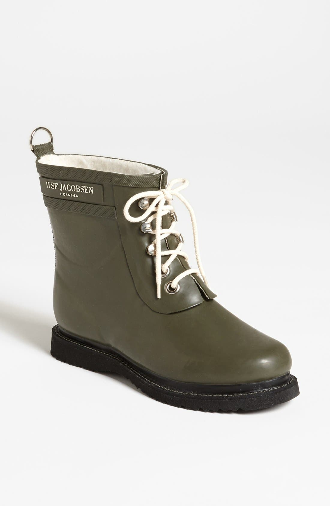 ILSE JACOBSEN 'Rub' Boot in Army