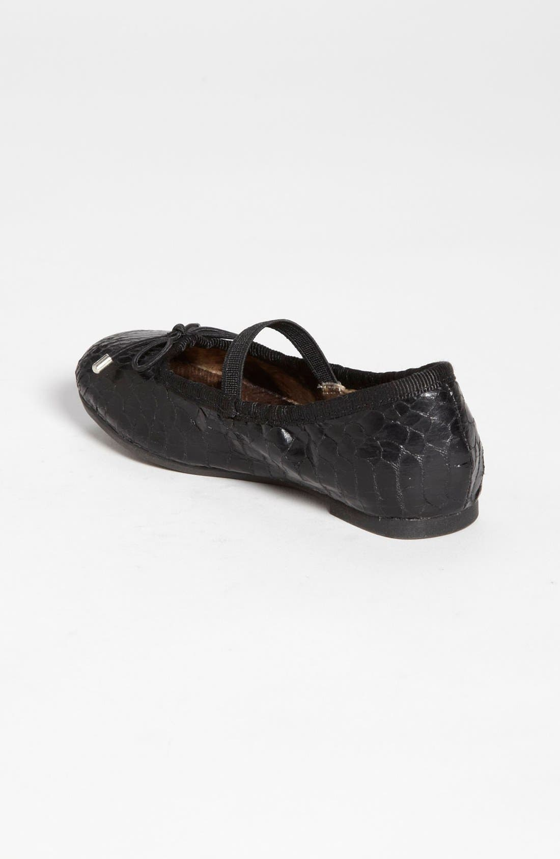 Alternate Image 3  - Sam Edelman 'Fiona' Ballet Flat (Toddler, Little Kid & Big Kid)