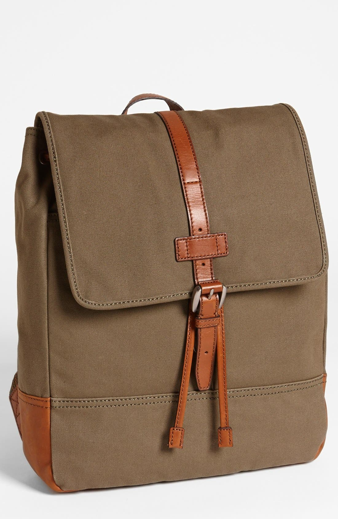 Alternate Image 1 Selected - Fossil 'Emerson' Backpack