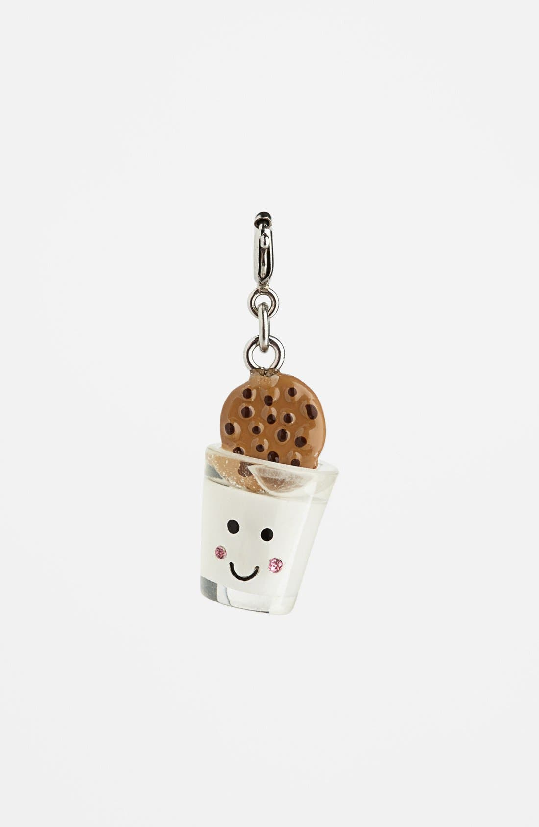 'Milk & Cookies' Charm,                         Main,                         color, Milk Cookies