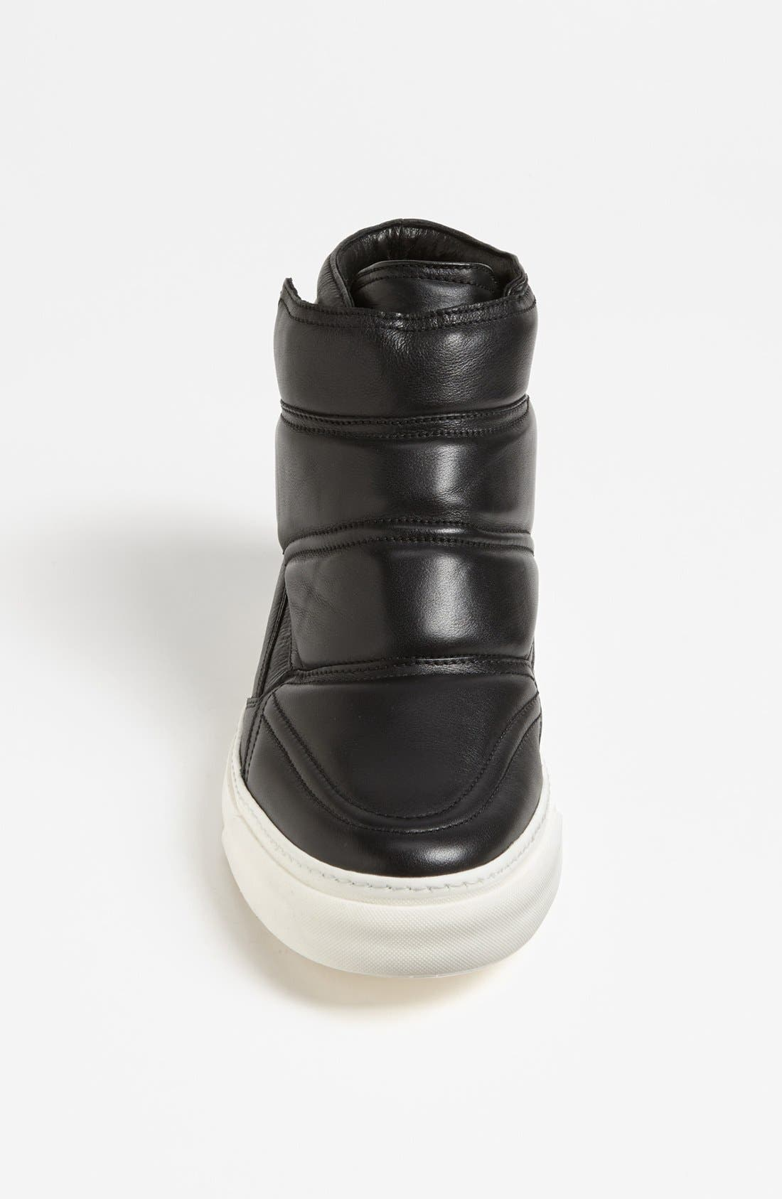 Alternate Image 3  - McQ by Alexander McQueen Leather High Cut Sneaker