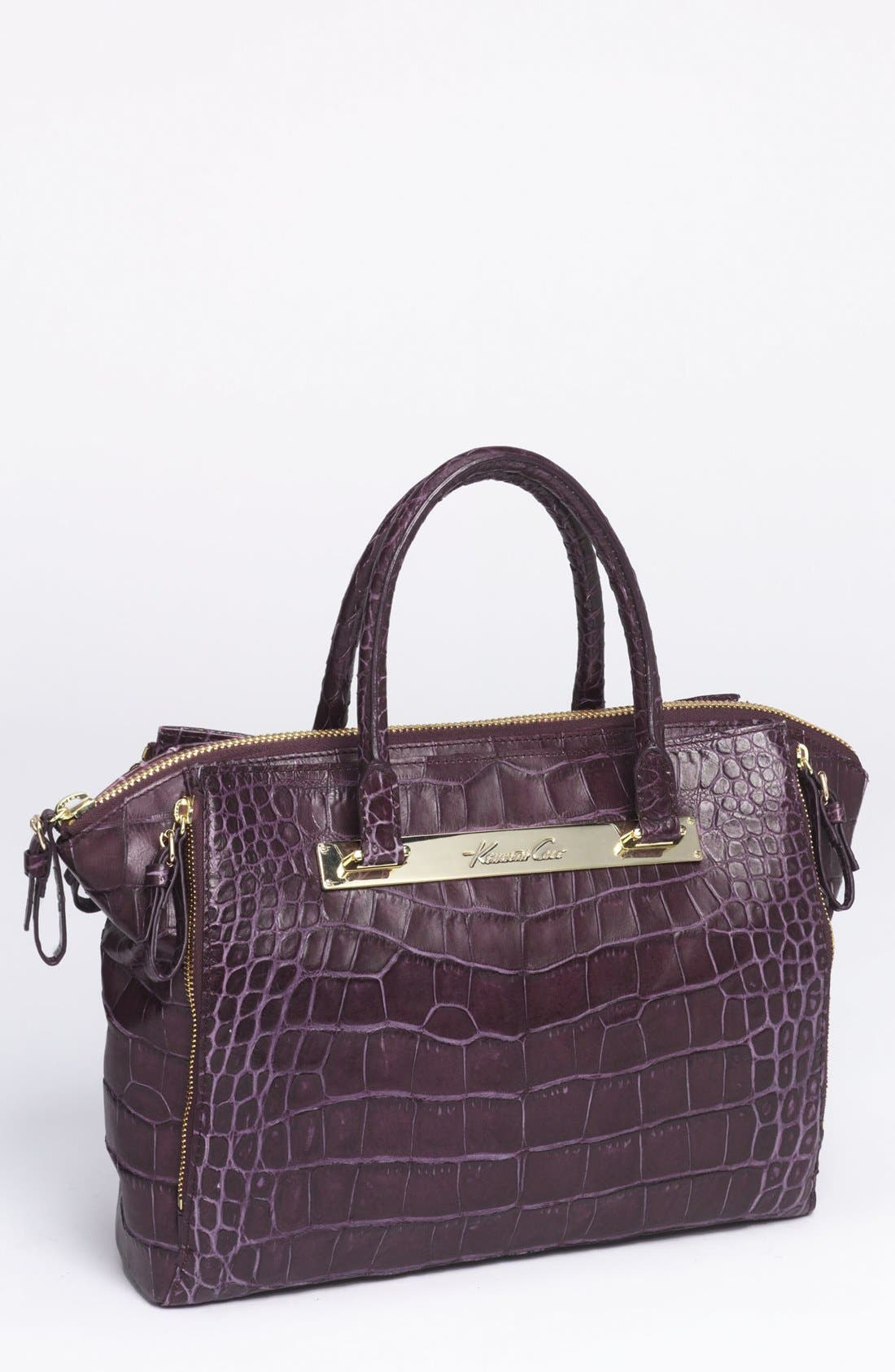 Main Image - Kenneth Cole New York 'Raise The Bar' Satchel, Medium
