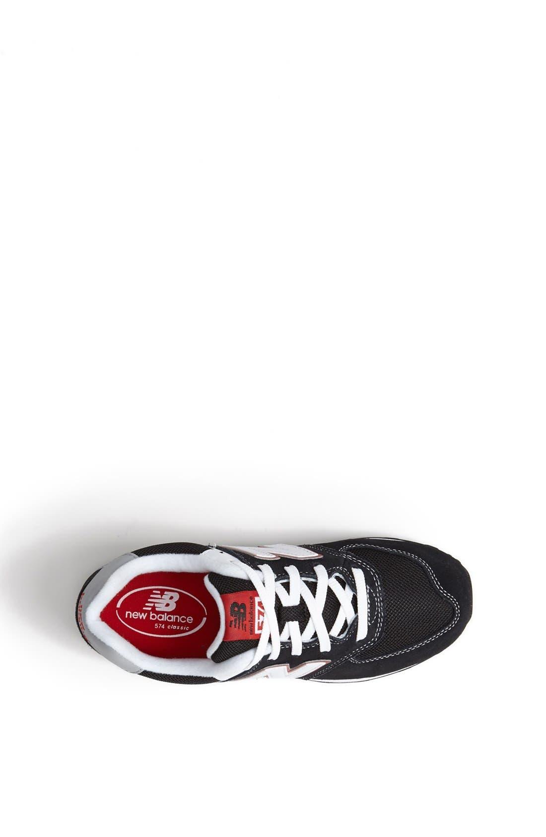 Alternate Image 3  - New Balance '574 Classic' Sneaker (Baby, Walker, Toddler, Little Kid & Big Kid)