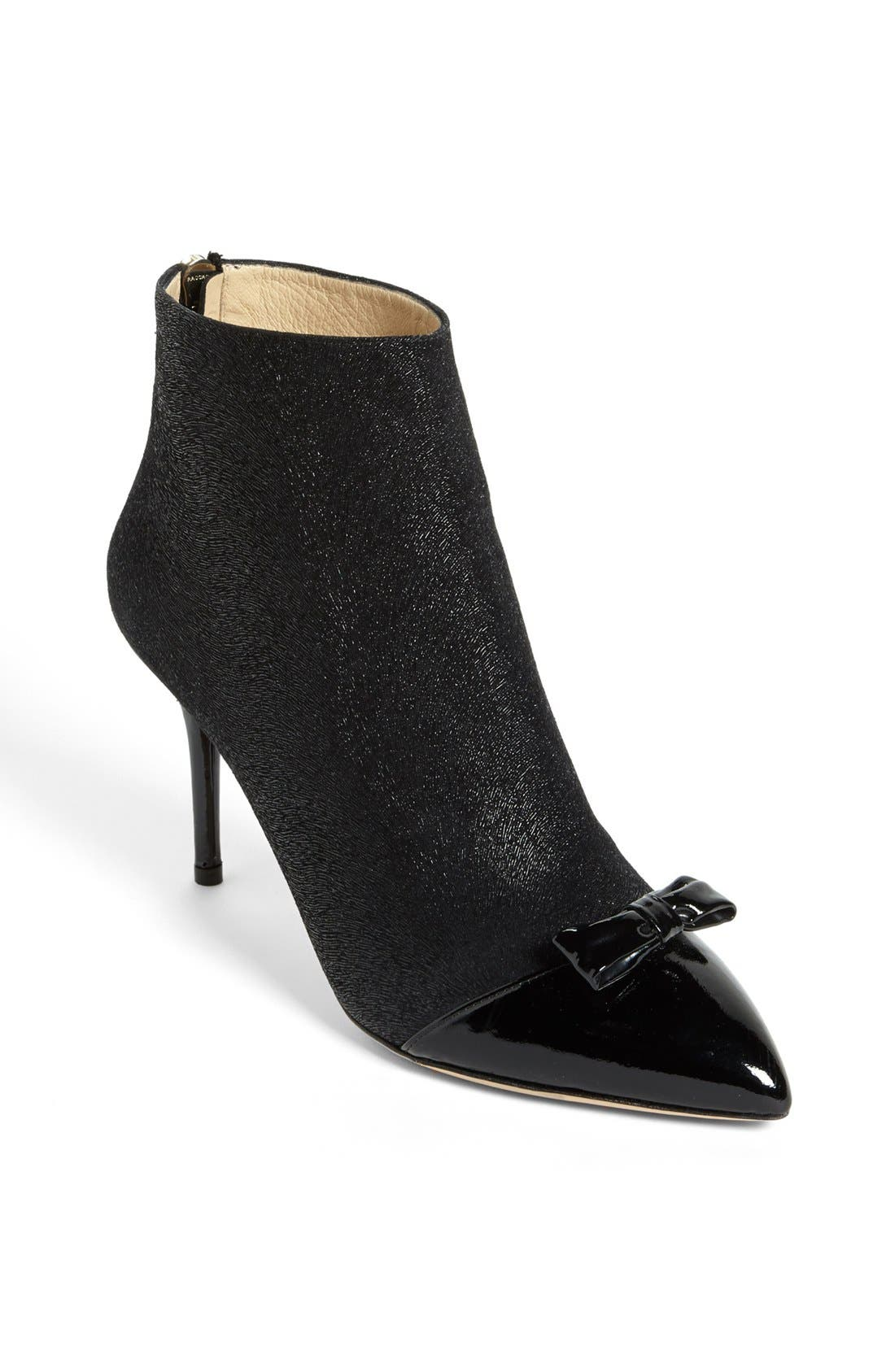 Alternate Image 1 Selected - Charlotte Olympia 'Lupo' Bow Bootie