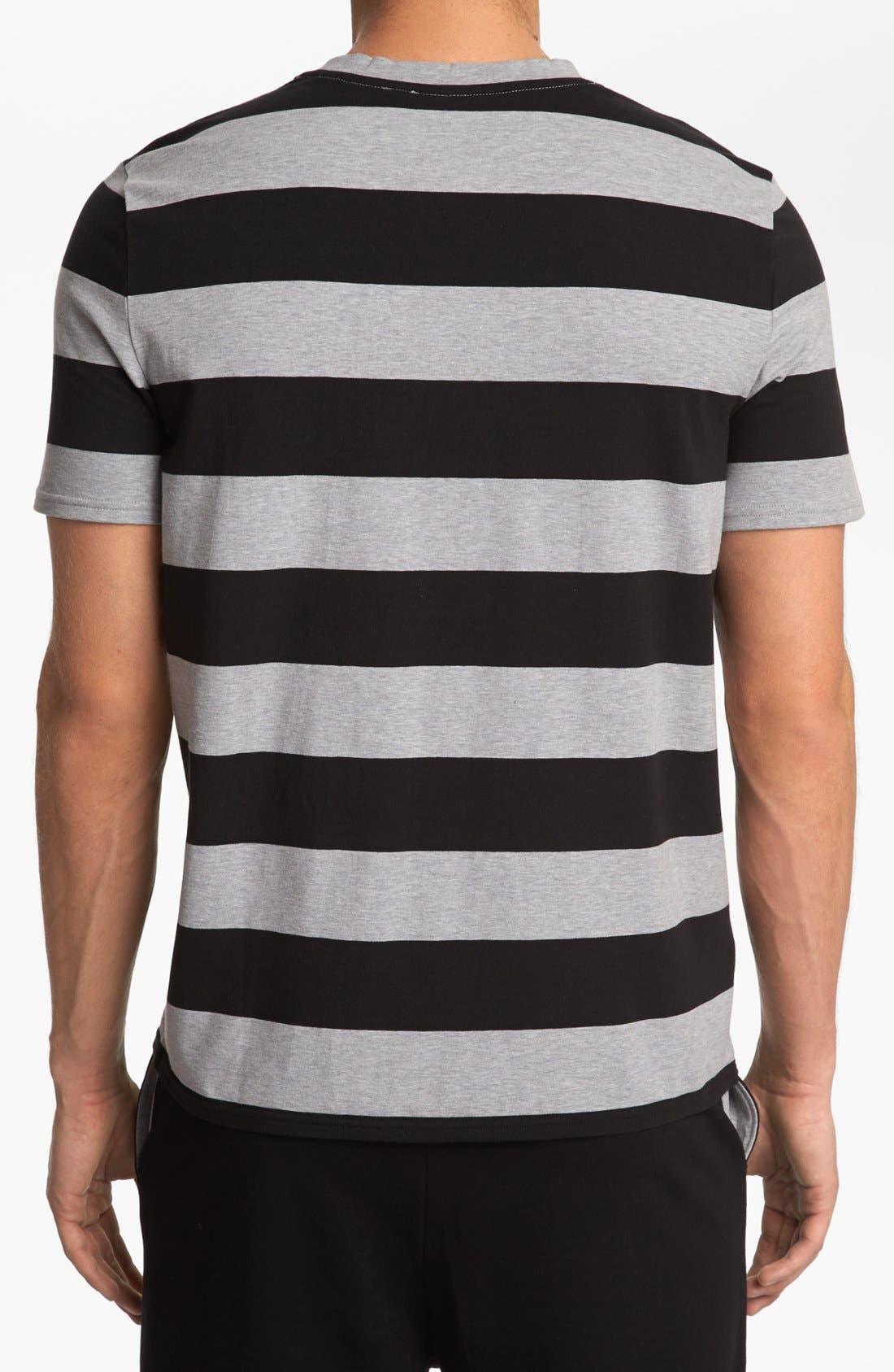 Alternate Image 2  - BOSS HUGO BOSS Stripe T-Shirt