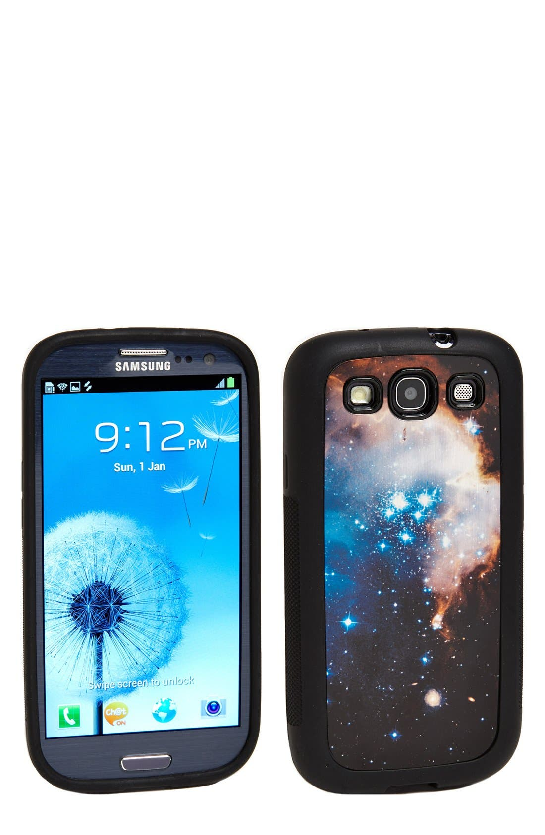 Alternate Image 1 Selected - ZERO GRAVITY 'Space Case' Samsung Galaxy S® III Case