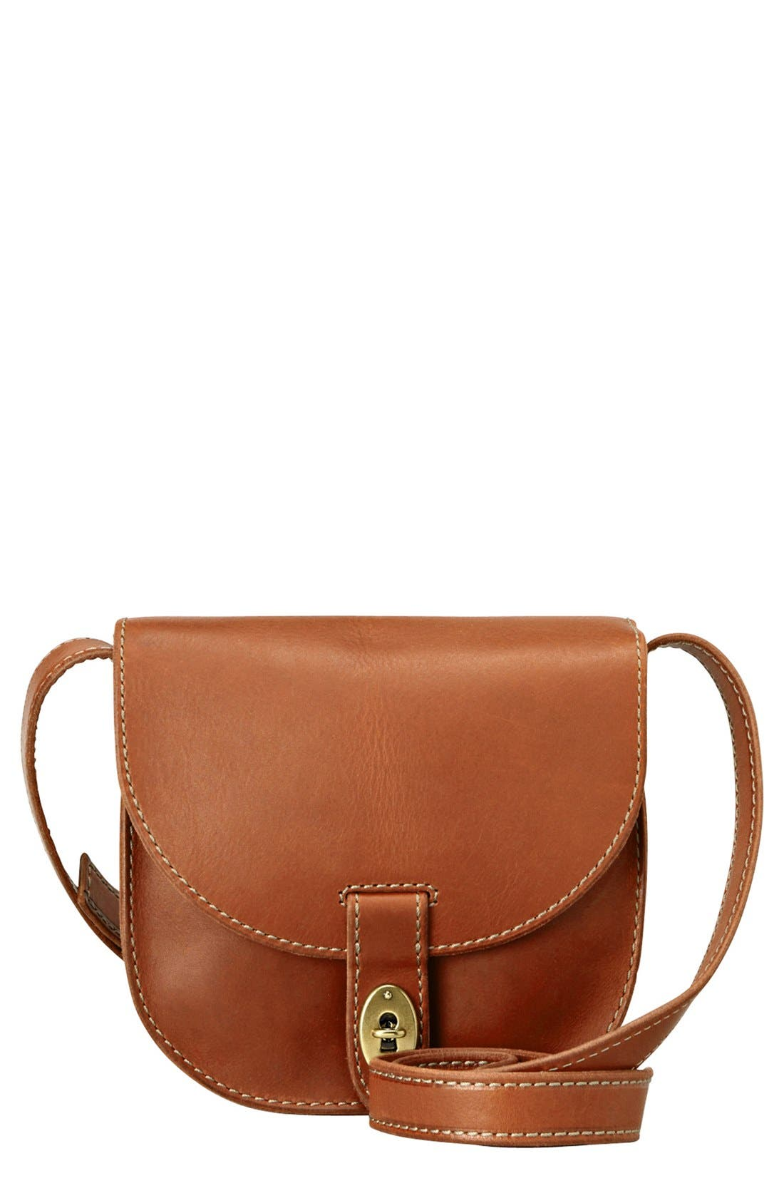 Alternate Image 1 Selected - Fossil 'Austin - Small' Crossbody Bag