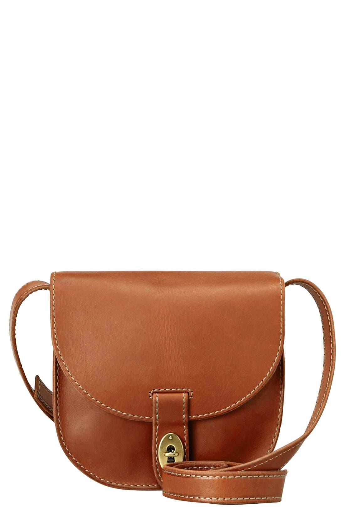 Main Image - Fossil 'Austin - Small' Crossbody Bag
