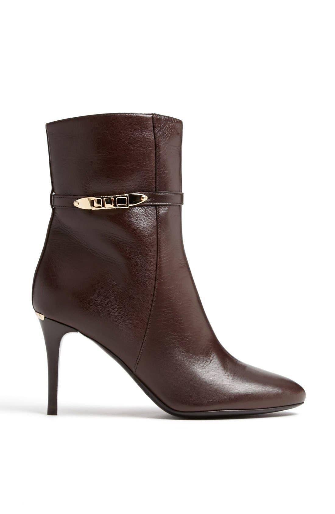 Alternate Image 4  - Burberry 'Hainult' Leather Bootie