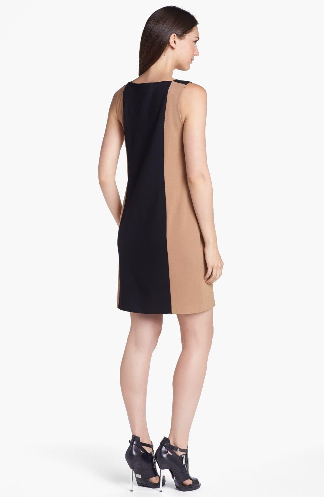 Alternate Image 2  - Kenneth Cole New York 'Hulda' Zip Colorblock Dress