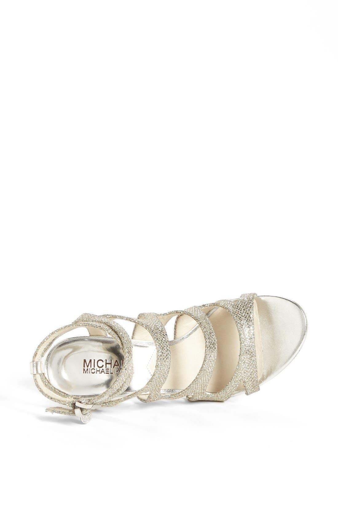 Alternate Image 3  - MICHAEL Michael Kors 'Yvonne' Sandal