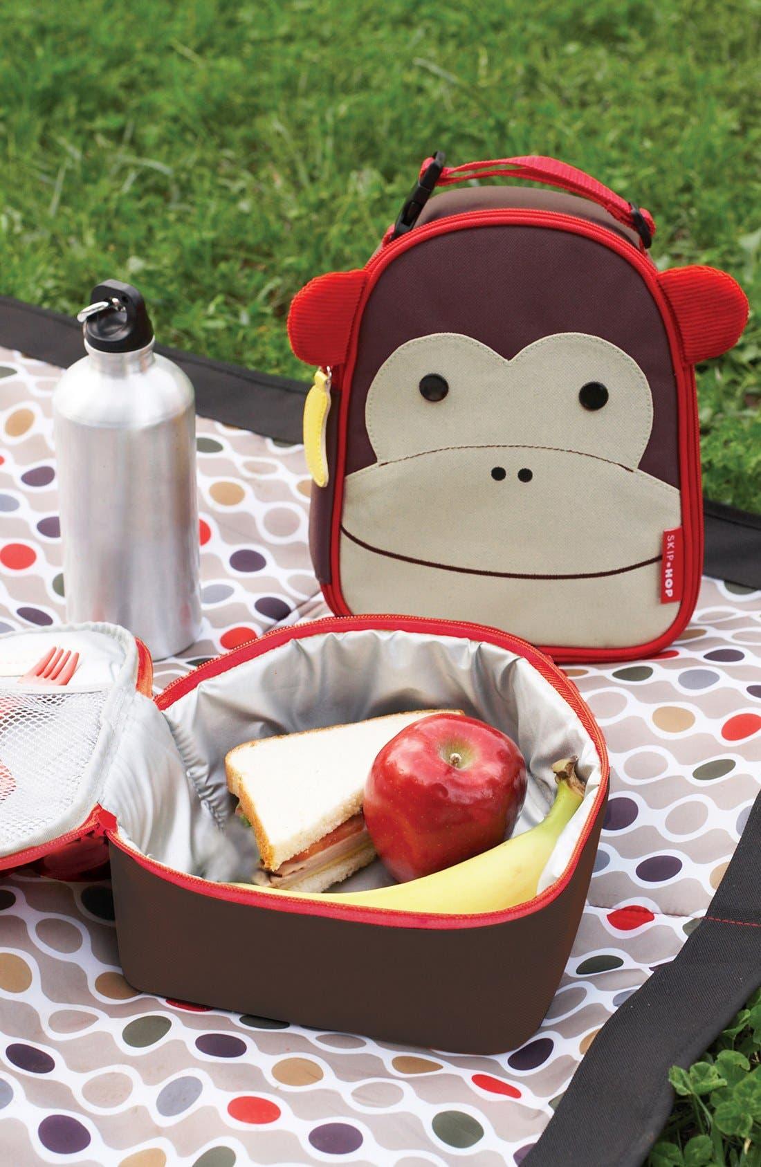 Alternate Image 2  - Skip Hop Zoo Lunch Bag