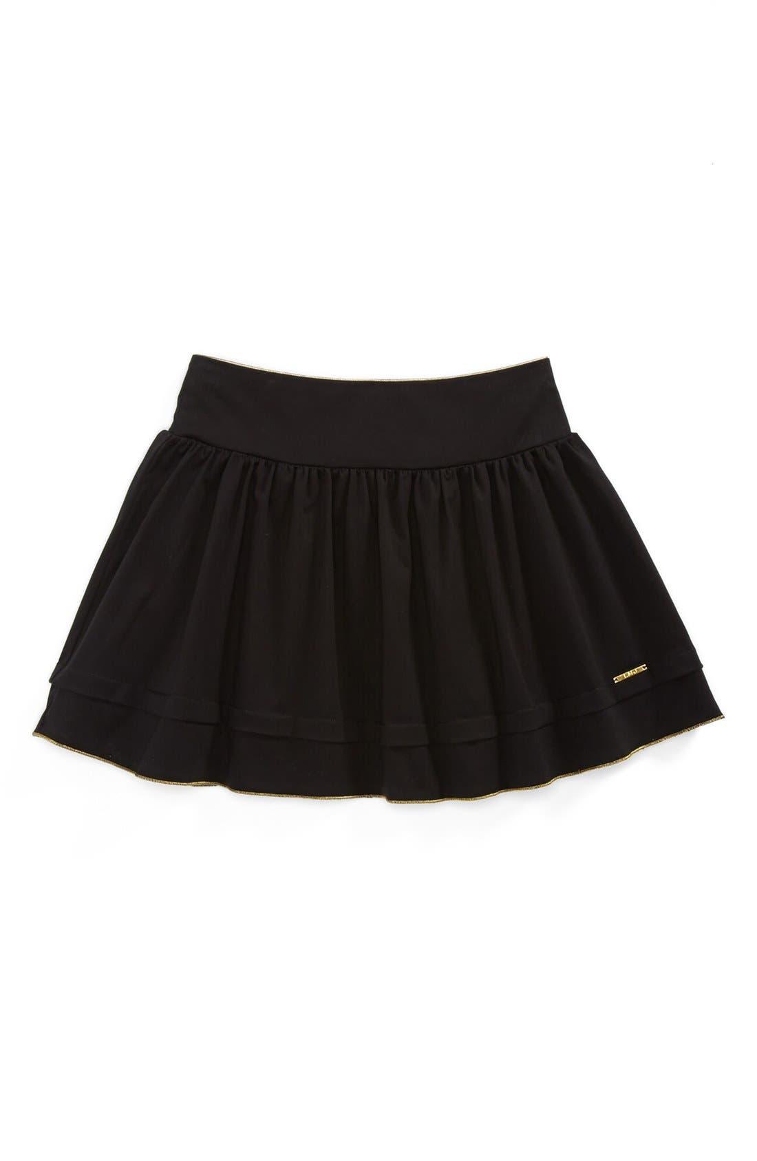 Alternate Image 1 Selected - LITTLE MARC JACOBS Skirt (Toddler Girls, Little Girls & Big Girls)