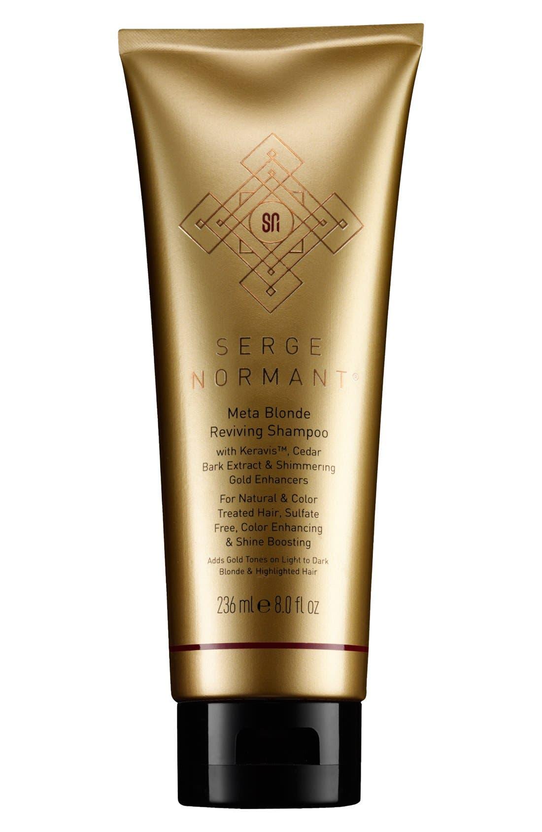 Serge Normant 'Meta Blonde' Reviving Shampoo