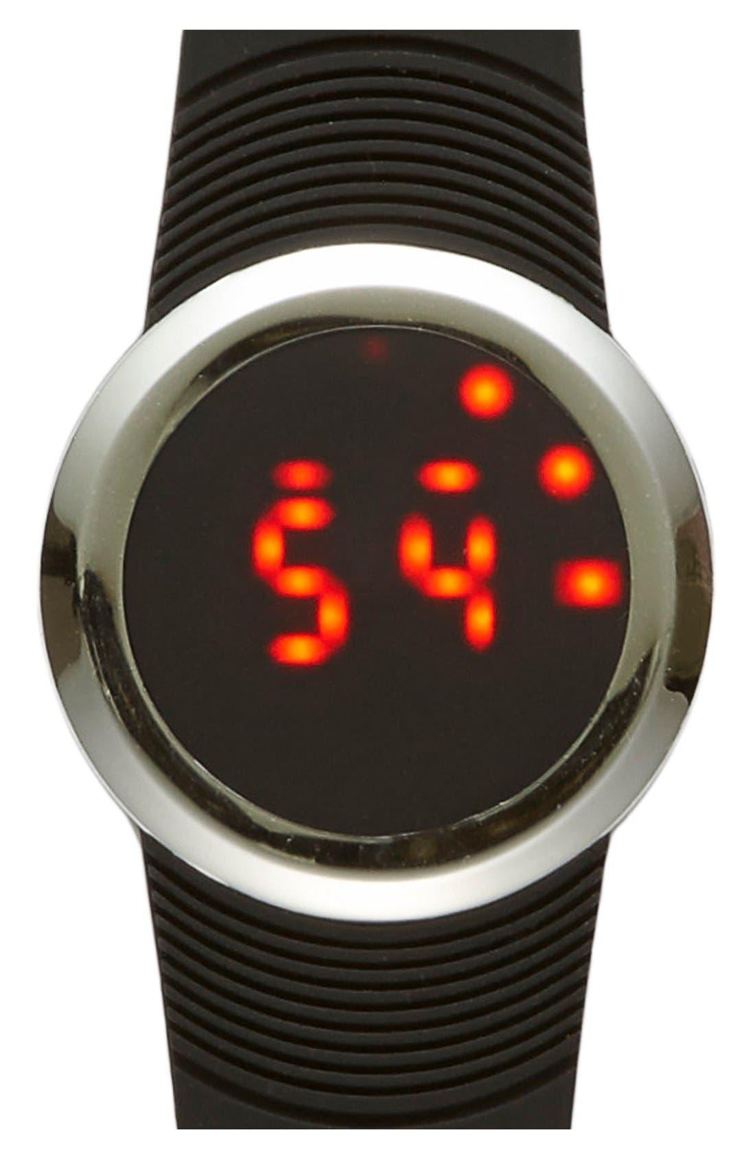 Main Image - Titanium Electric Watch, 45mm (Juniors)