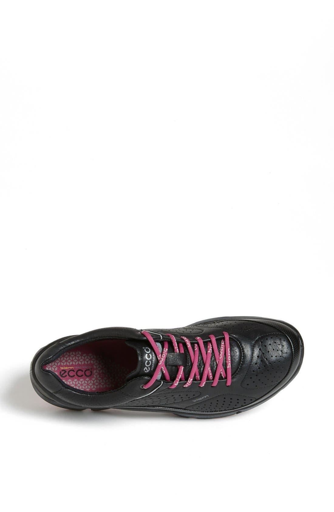 Alternate Image 4  - ECCO 'Biom Evo Trainer Plus' Training Shoe (Women)