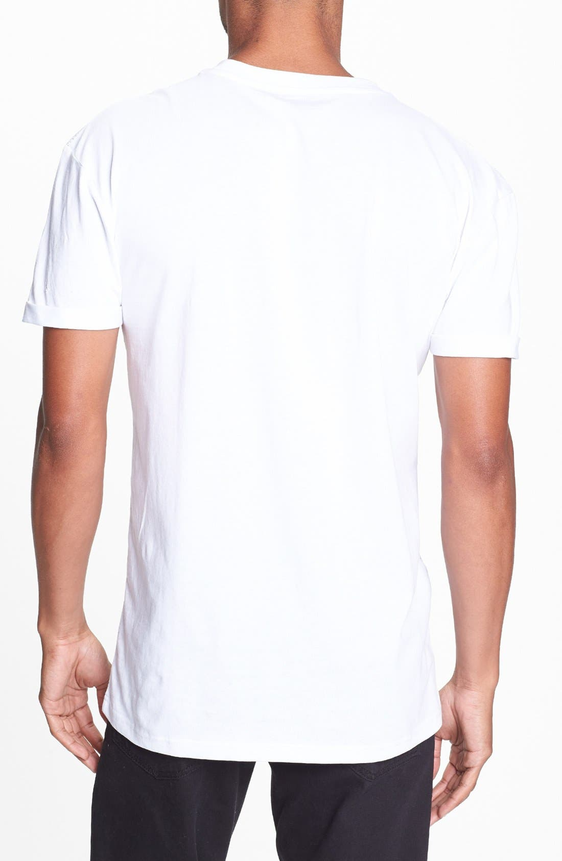 Alternate Image 2  - Topman 'Tiger Sublimation' T-Shirt