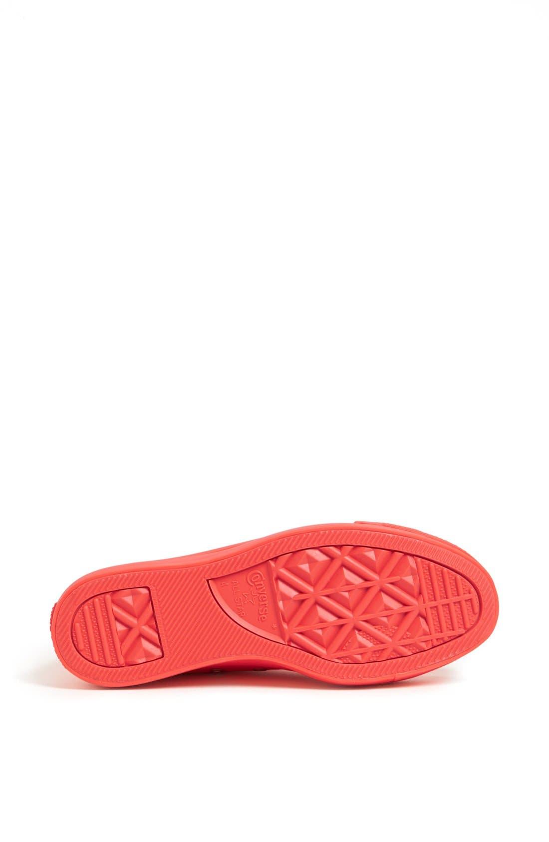 Alternate Image 4  - Converse Chuck Taylor® All Star® Platform High Top Sneaker (Women)