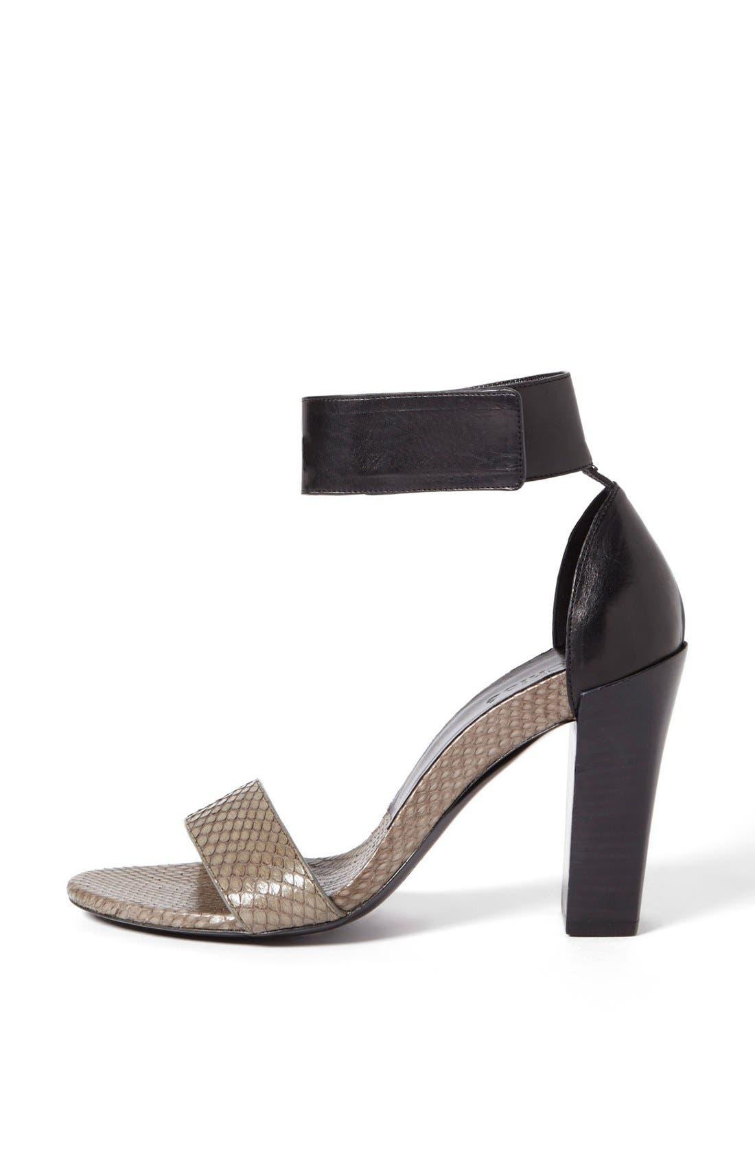 Alternate Image 4  - Chloé 'Bema' Ankle Strap Sandal