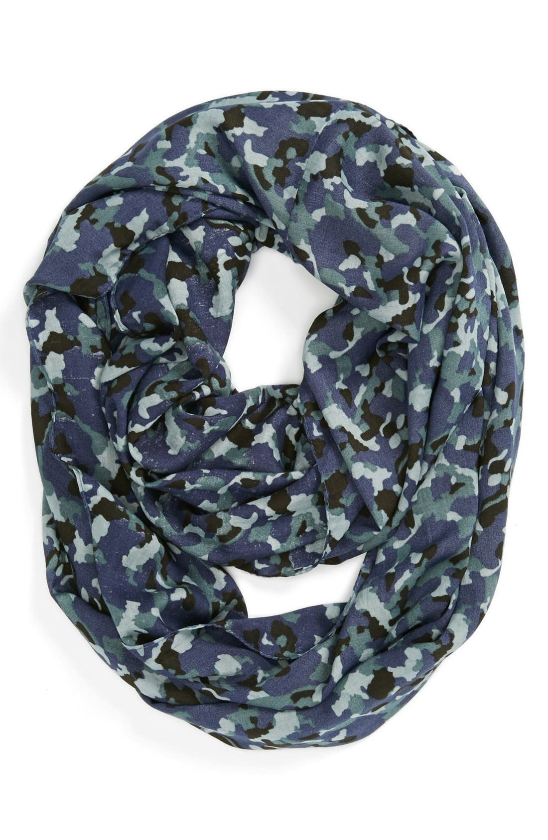 Alternate Image 1 Selected - POVERTY FLATS by rian 'Digital Camo' Infinity Scarf