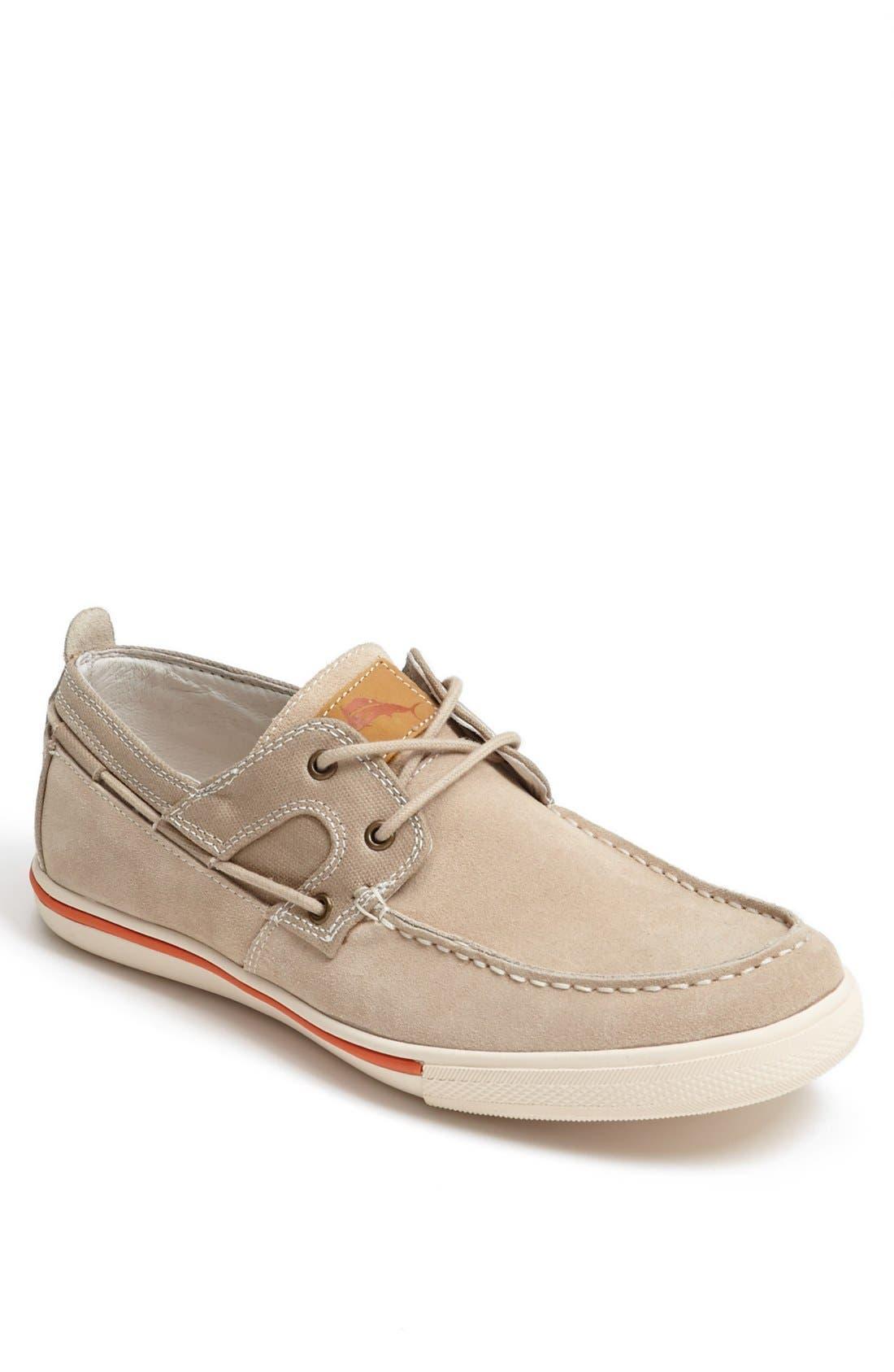 Alternate Image 1 Selected - Tommy Bahama 'Calderon' Boat Shoe