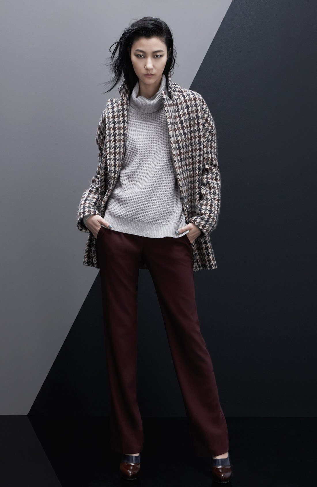 Alternate Image 4  - Theory 'Avano' Stretch Wool Pants