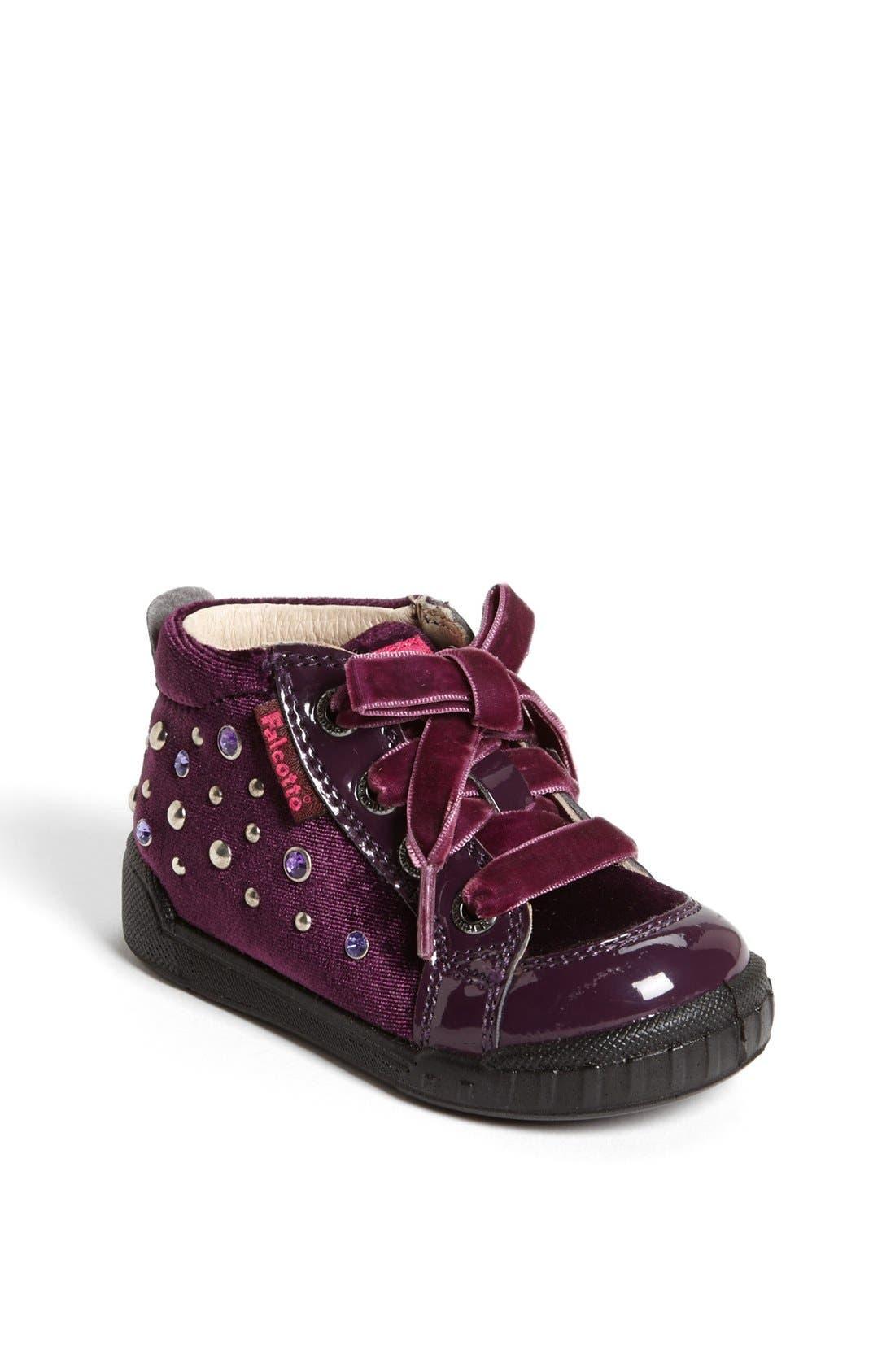 Alternate Image 1 Selected - Naturino 'Falcotto - 1203' Sneaker (Baby & Walker)