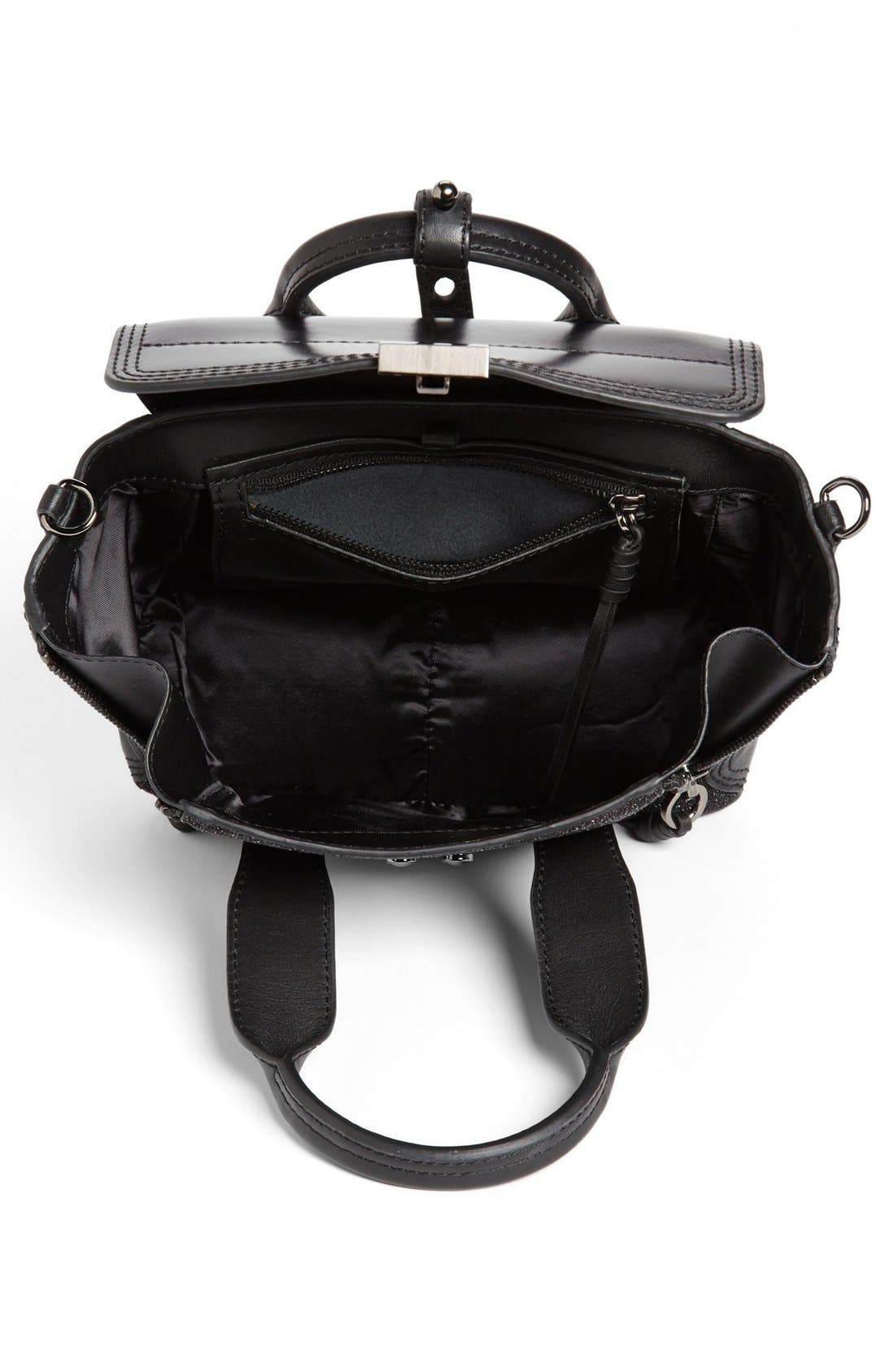 Alternate Image 2  - 3.1 Phillip Lim 'Pashli Mini' Glitter Satchel