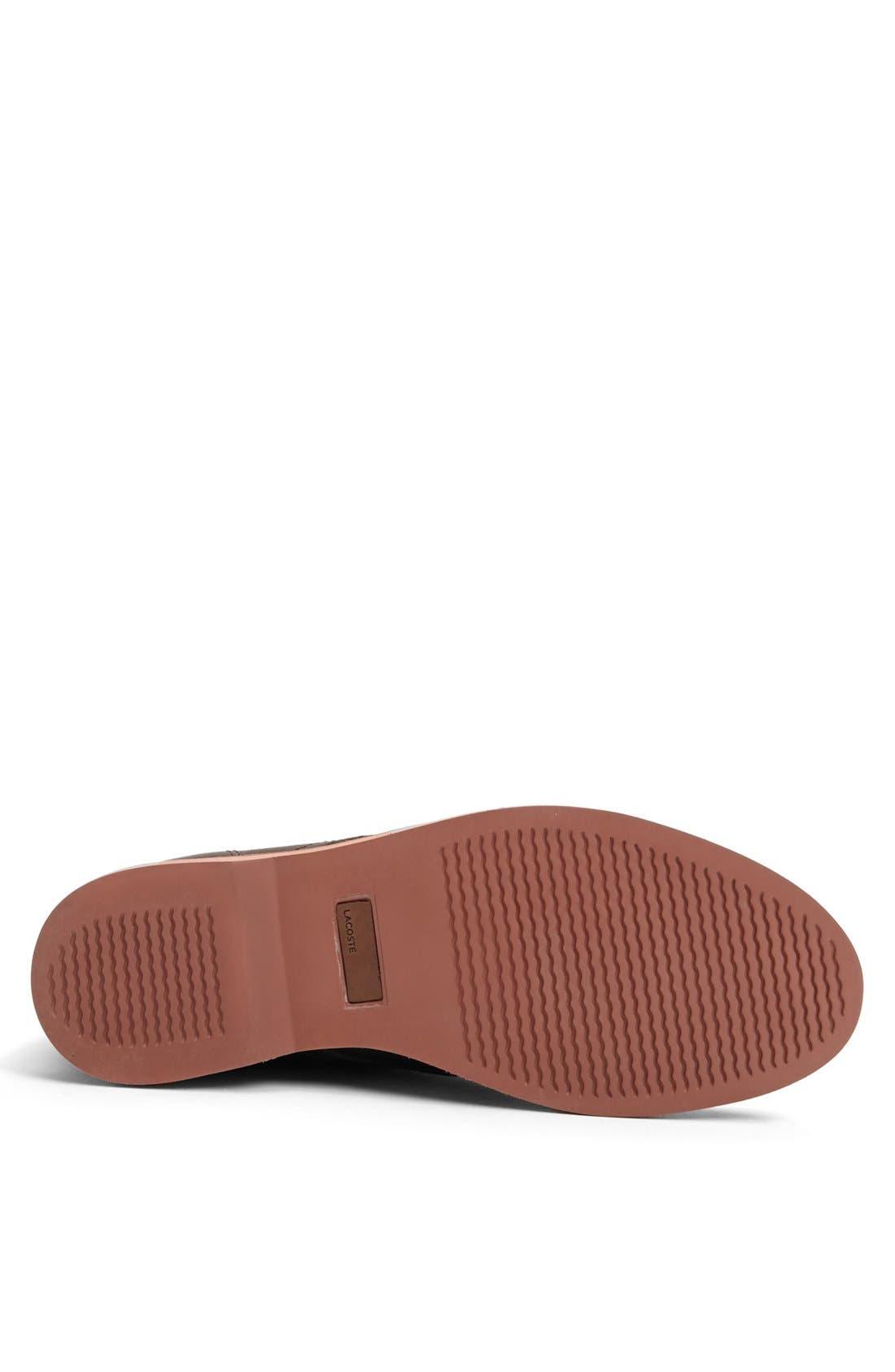 Alternate Image 4  - Lacoste 'Sherbrooke Hi' Boot