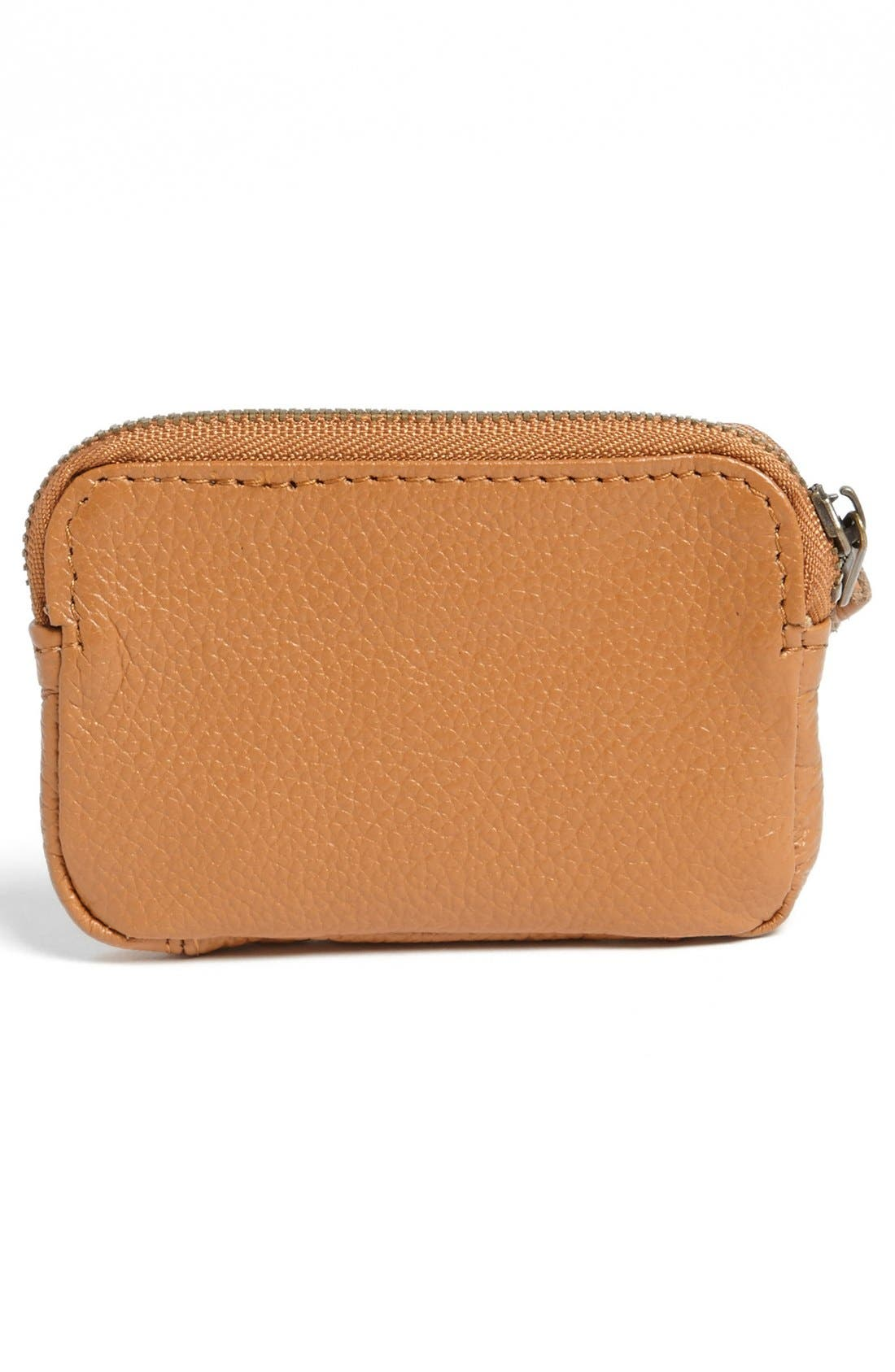 Alternate Image 2  - Herschel Supply Co. 'Oxford' Leather Pouch Wallet
