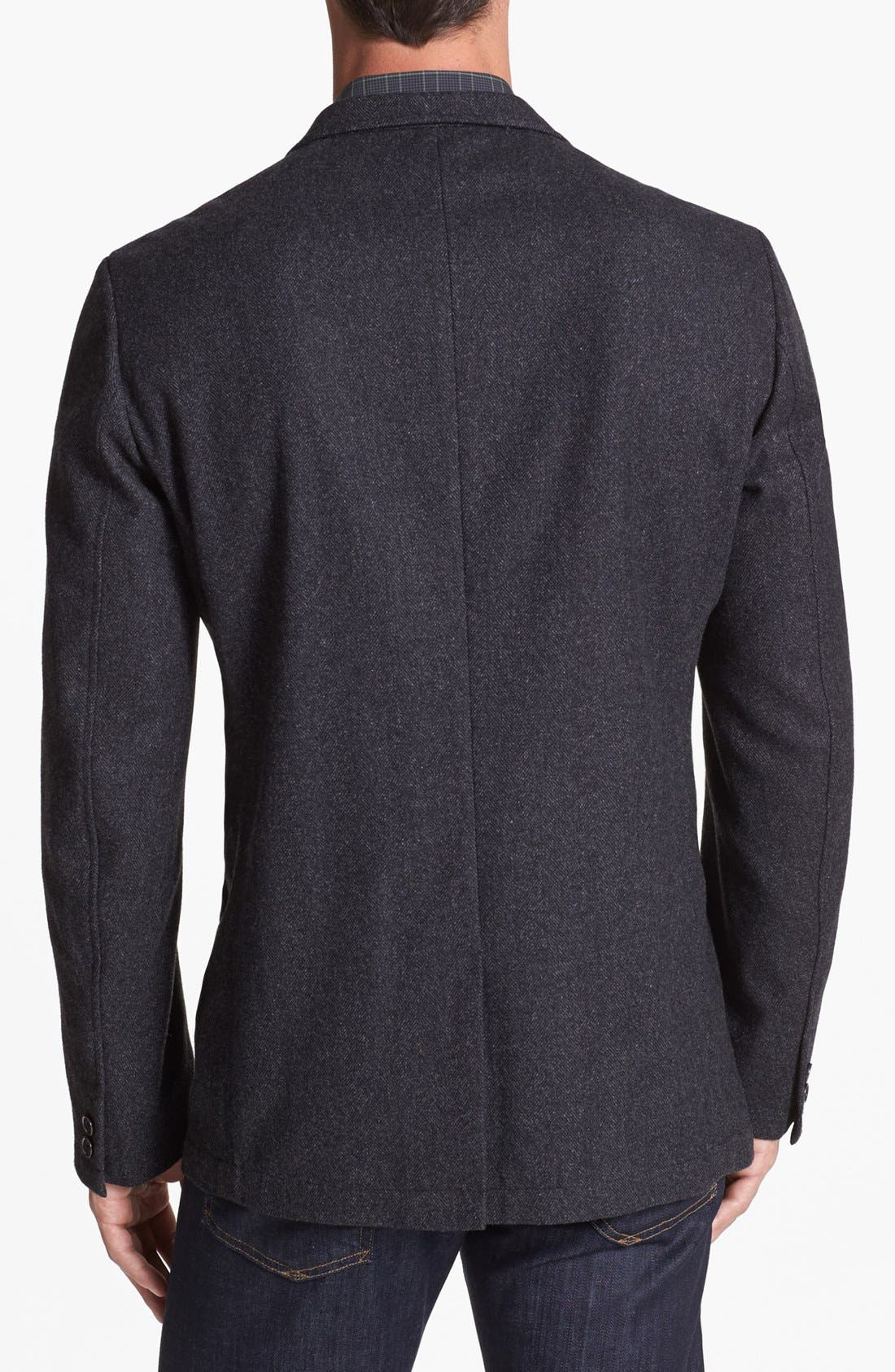 Alternate Image 2  - Cutter & Buck 'Tavern Law' Sportcoat (Big & Tall)