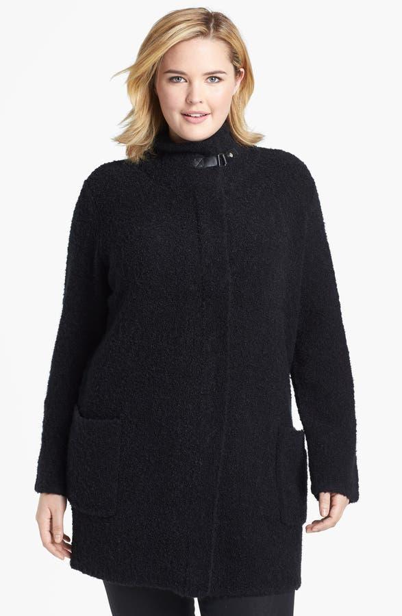 Anne Klein Sweater Coat (Plus Size)   Nordstrom