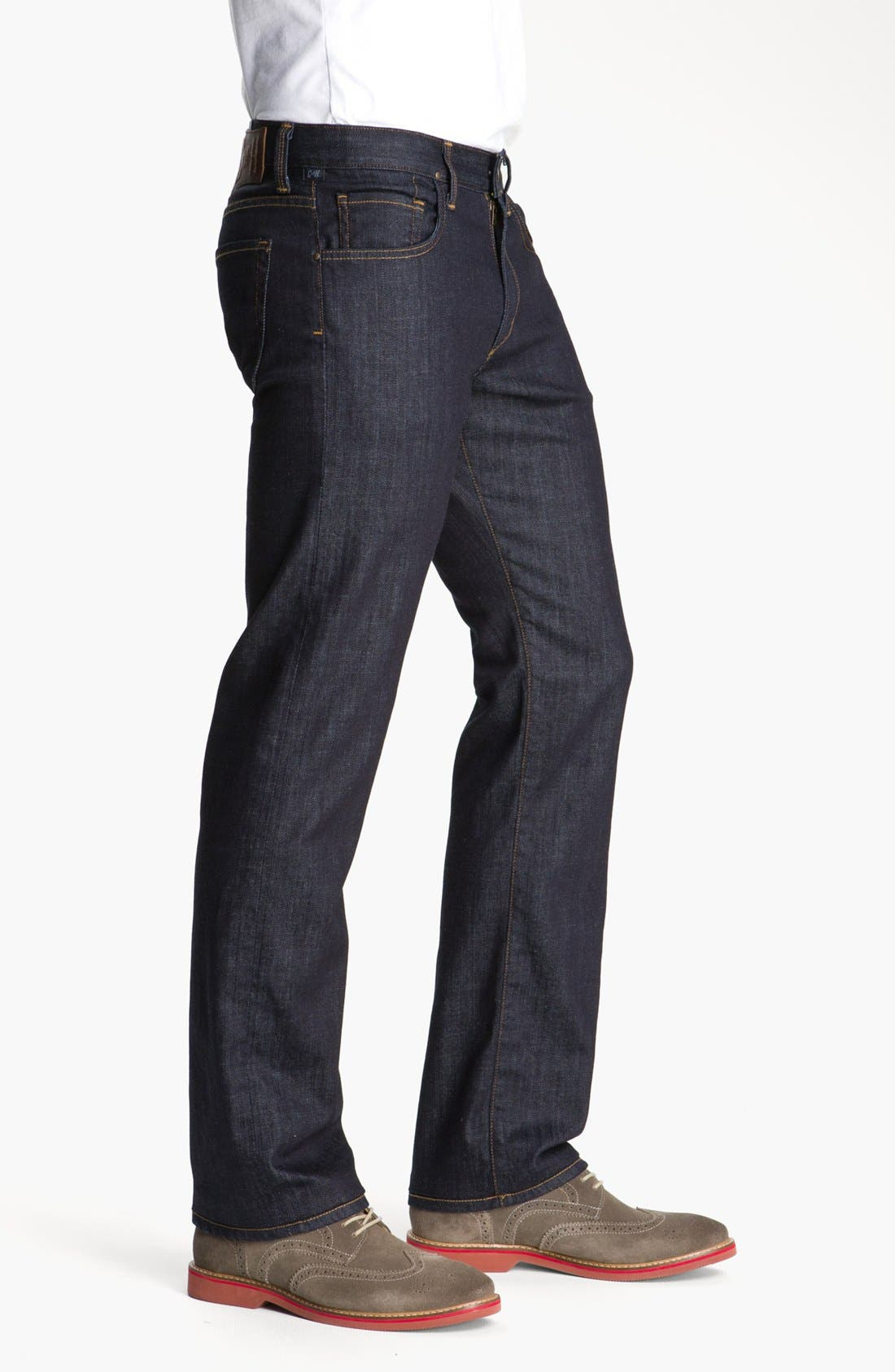 Alternate Image 3  - Citizens of Humanity 'Sid' Straight Leg Jeans (Ultimate) (Tall)