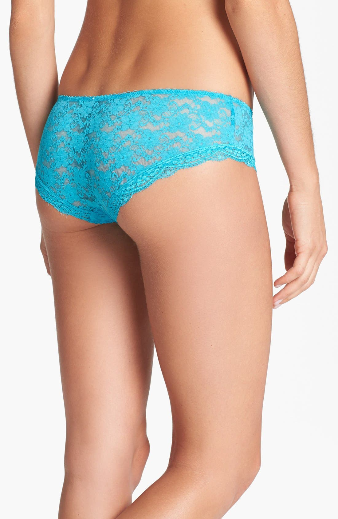 Alternate Image 2  - Free People Lace Hipster Briefs (3 for $33)