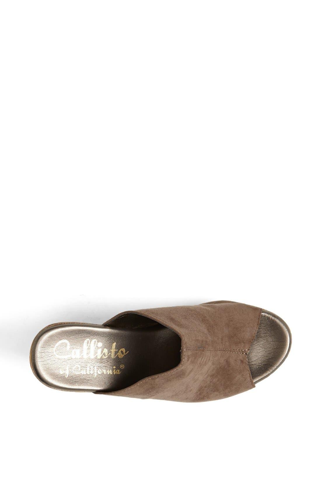 Alternate Image 3  - Callisto 'Sawyer' Sandal
