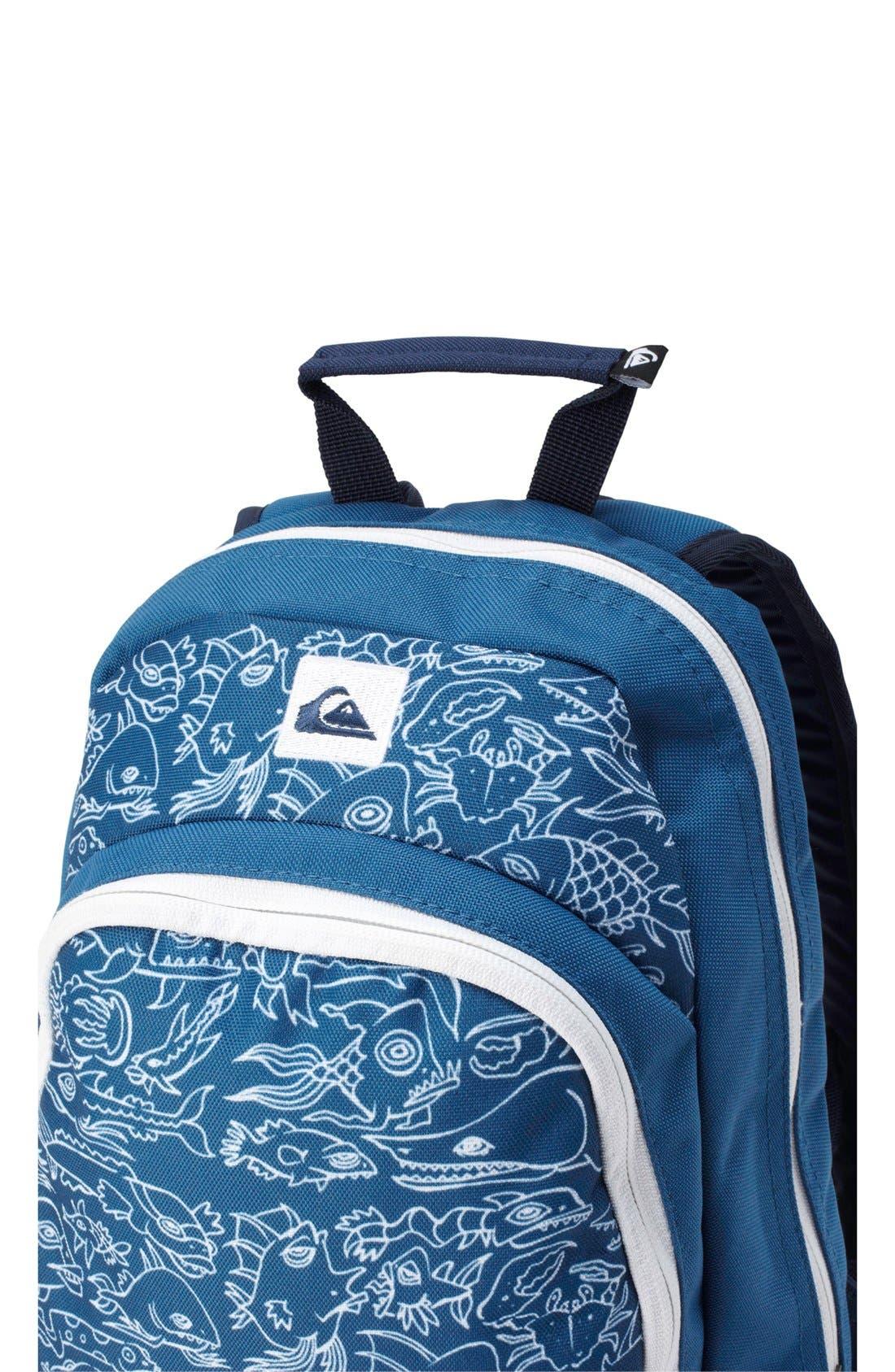 Alternate Image 2  - Quiksilver 'Chomper' Backpack