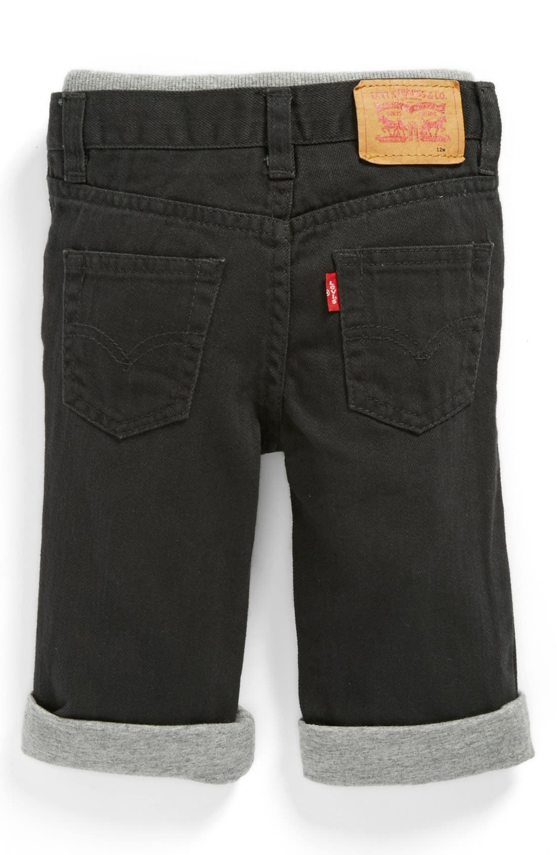 Alternate Image 1 Selected - Levi's® '514™' Straight Leg Jeans (Baby)