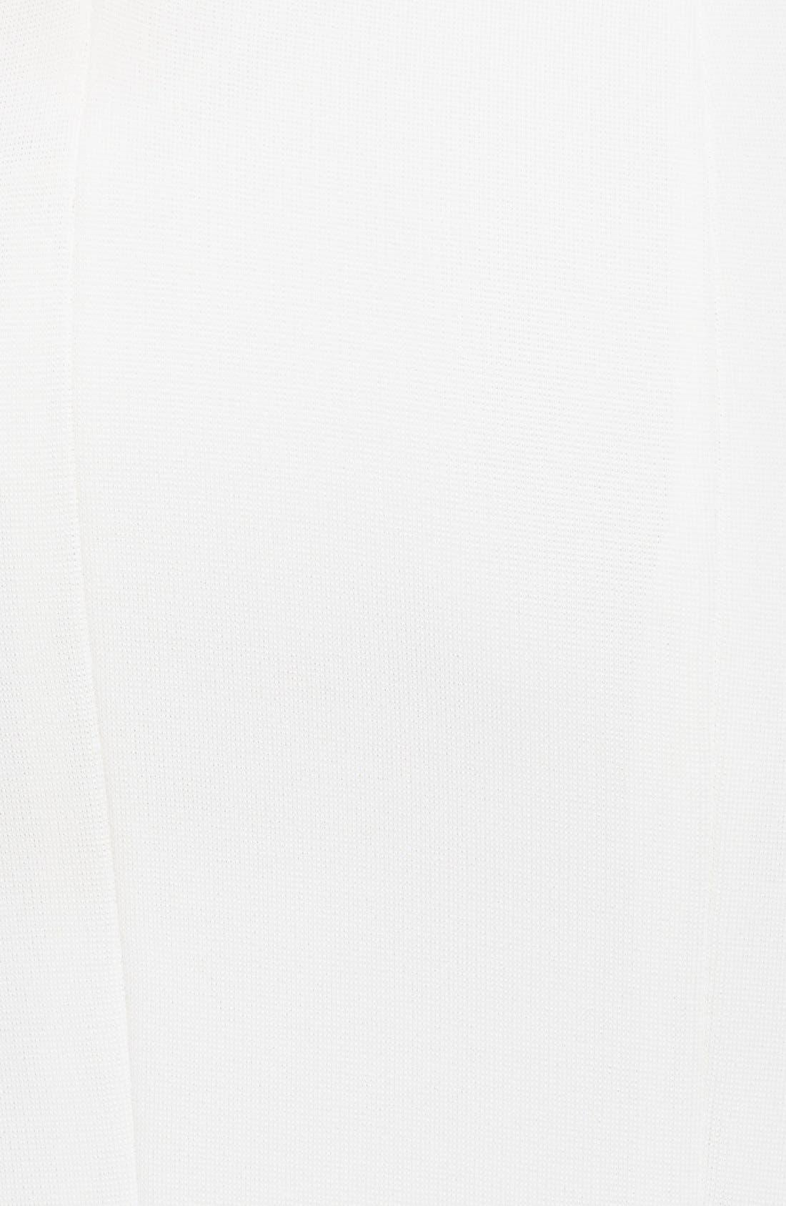 Alternate Image 3  - Donna Karan Collection Draped Fluid Crepe Jersey Dress
