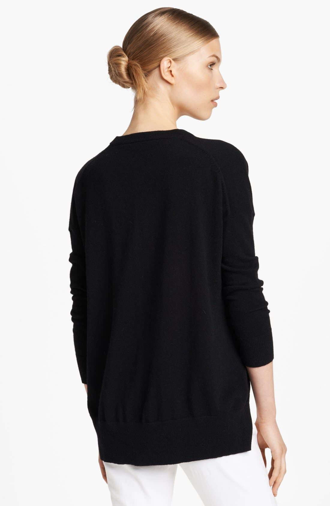 Alternate Image 2  - Michael Kors Cashmere Knit Tunic