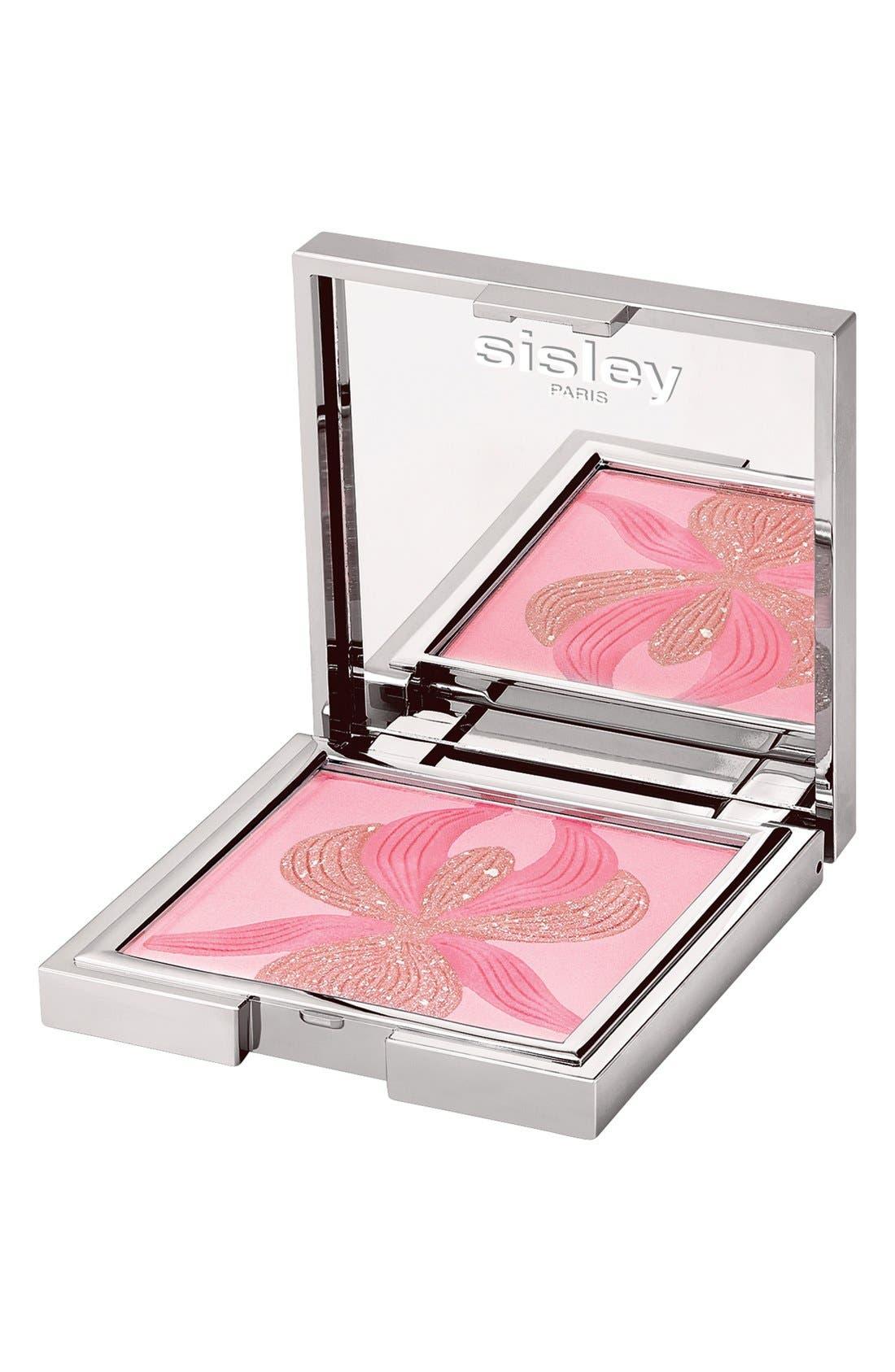 Sisley Paris LOrchidée Highlighter Blush