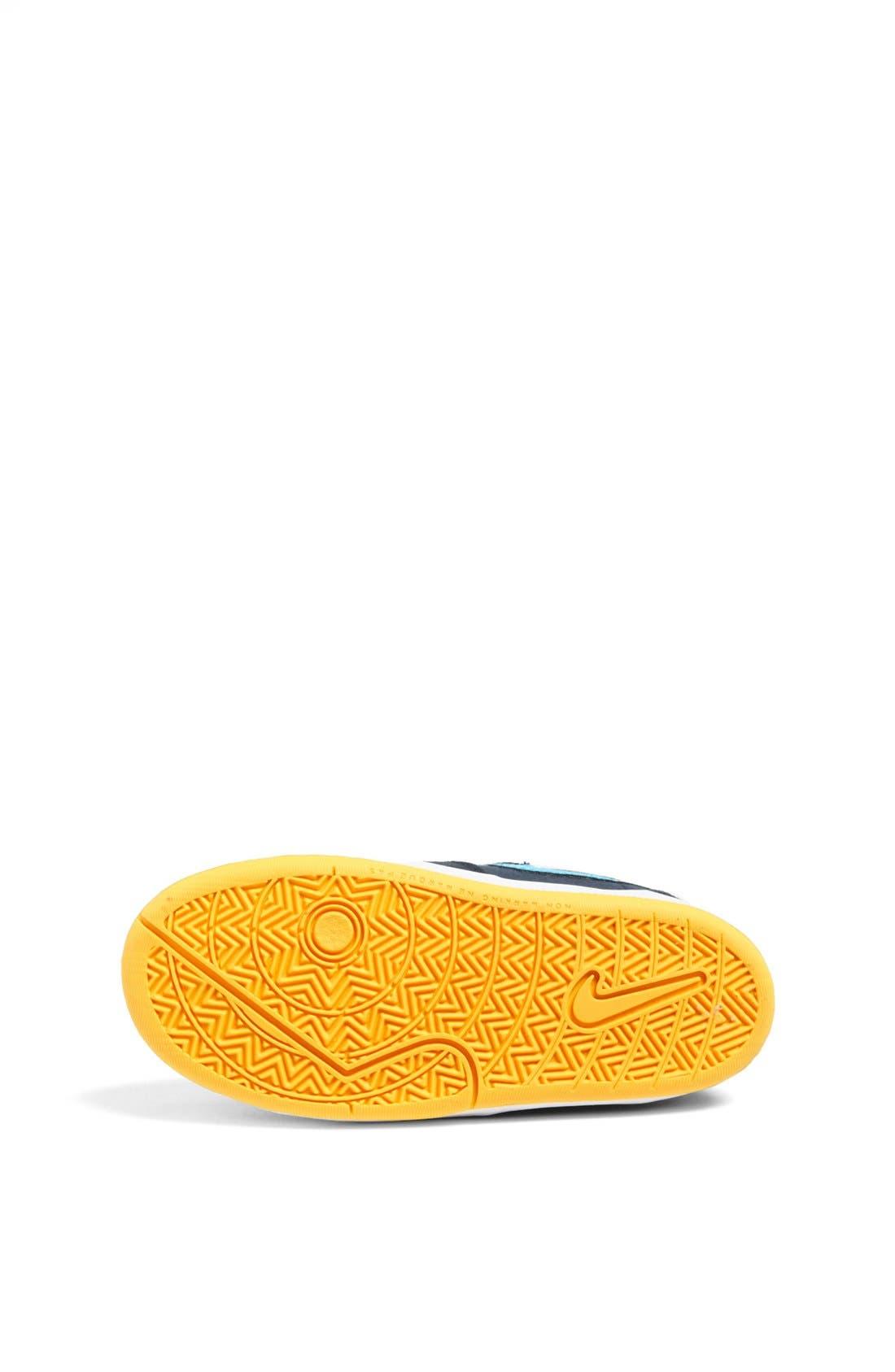 Alternate Image 4  - Nike 'Mavrk Mid' Athletic Shoe (Baby, Walker & Toddler)