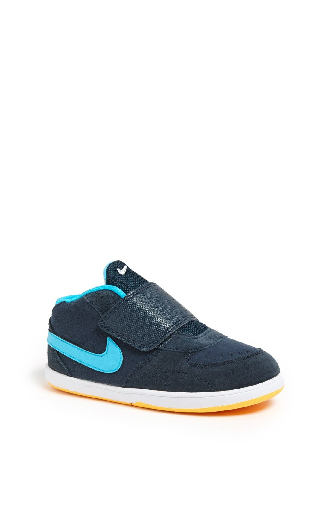 Alternate Image 1 Selected - Nike 'Mavrk Mid' Athletic Shoe (Baby, Walker & Toddler)
