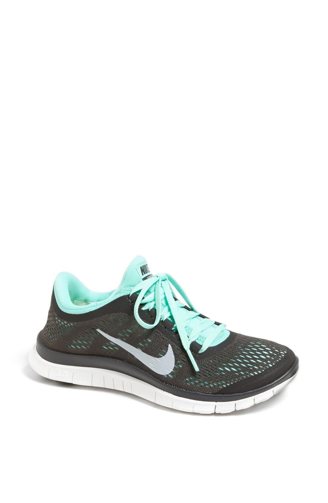 Alternate Image 1 Selected - Nike 'Free 3.0 v5' Running Shoe (Women)