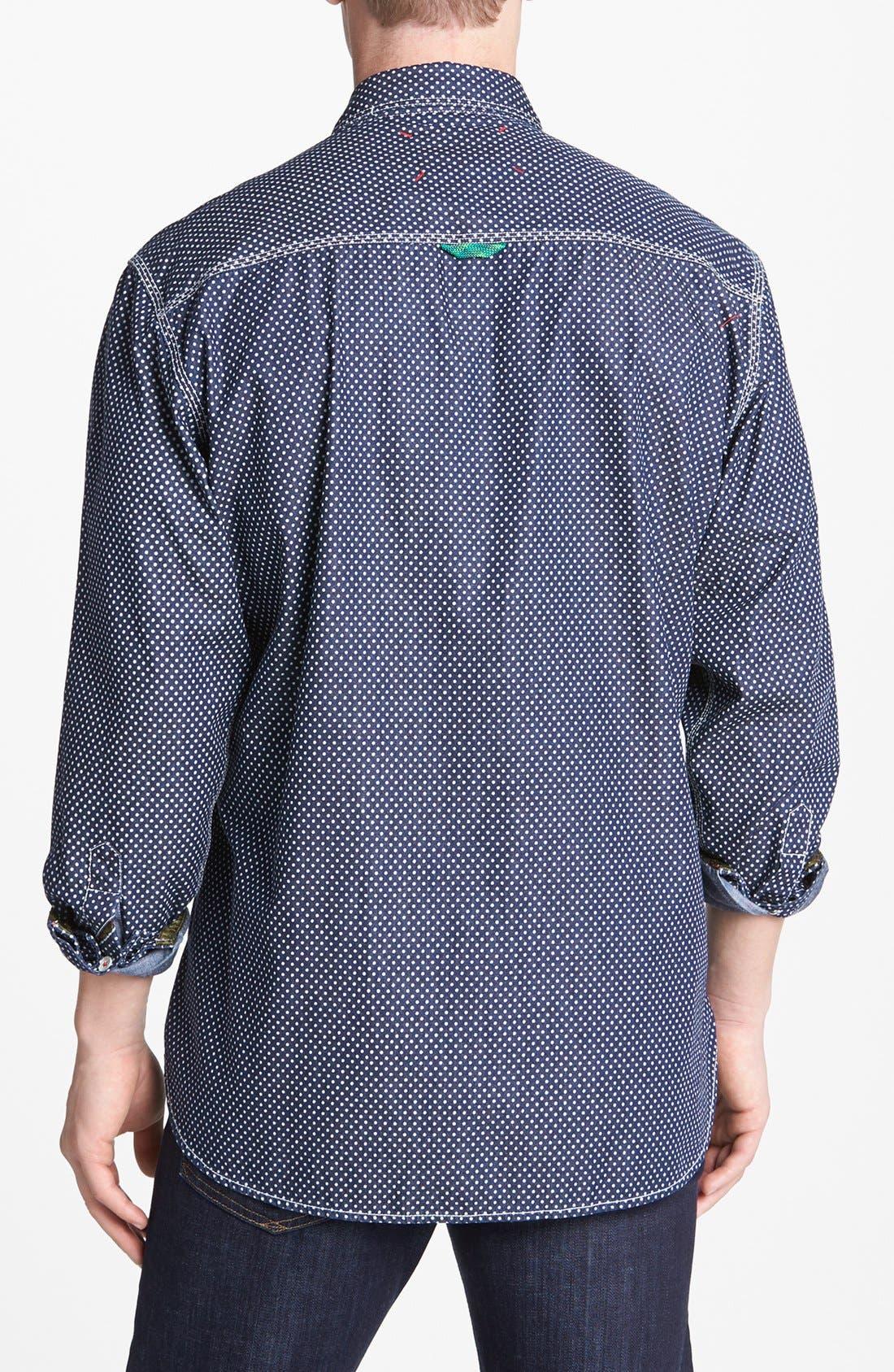 Alternate Image 3  - Robert Graham 'Snipe' Tailored Fit Sport Shirt